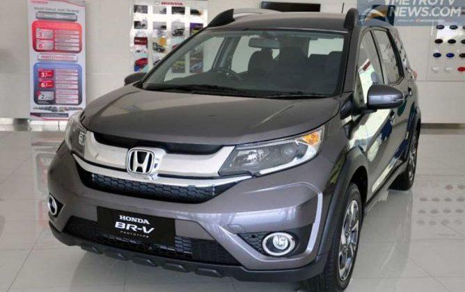 Promo Honda BRV ahir tahun Honda kudus jaya