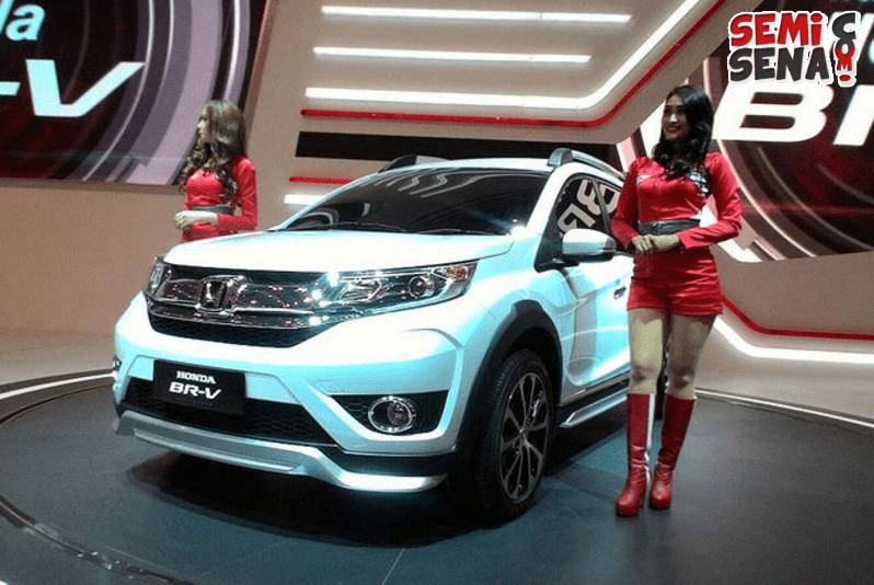 Honda BR-V honda kudus jaya
