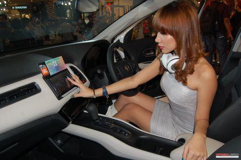 Honda HRV JBL kudus