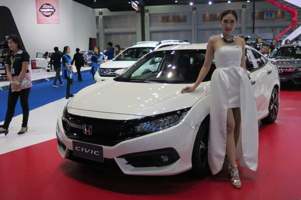 Honda civic terbaru kudus